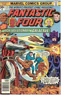 Fantastic Four 175 - for sale - mycomicshop