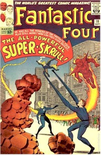 Fantastic Four 18 - for sale - mycomicshop