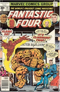 Fantastic Four 181 - for sale - mycomicshop