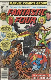 Fantastic Four 188 - for sale - mycomicshop