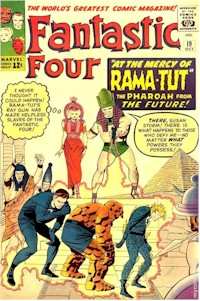 Fantastic Four 19 - for sale - mycomicshop