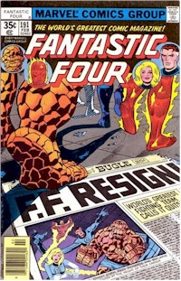 Fantastic Four 191 - for sale - mycomicshop