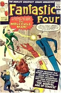 Fantastic Four 20 - for sale - mycomicshop