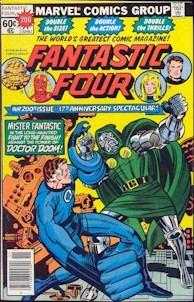 Fantastic Four 200 - for sale - mycomicshop