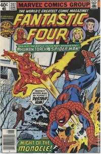 Fantastic Four 207 - for sale - mycomicshop