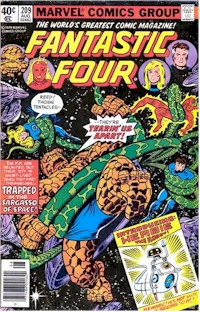 Fantastic Four 209 - for sale - mycomicshop