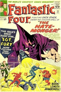 Fantastic Four 21 - for sale - mycomicshop