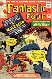 Fantastic Four 22 - for sale - mycomicshop