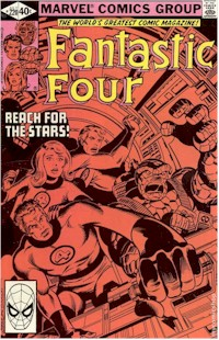 Fantastic Four 220 - for sale - mycomicshop