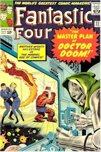 Fantastic Four 23 - for sale - mycomicshop