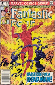Fantastic Four 233 - for sale - mycomicshop