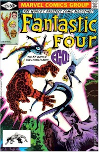 Fantastic Four 235 - for sale - mycomicshop