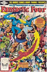 Fantastic Four 236 - for sale - mycomicshop