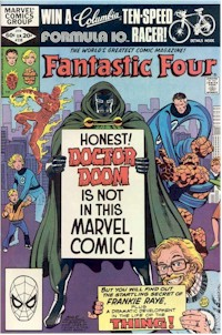Fantastic Four 238 - for sale - mycomicshop