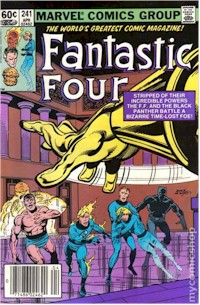 Fantastic Four 241 - for sale - mycomicshop