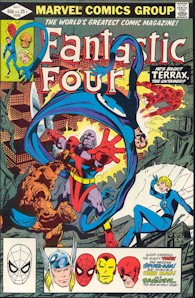 Fantastic Four 242 - for sale - mycomicshop