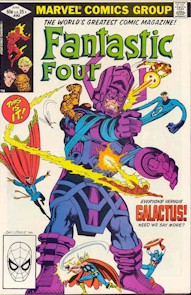 Fantastic Four 243 - for sale - mycomicshop