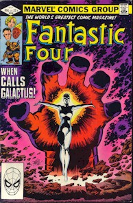 Fantastic Four 244 - for sale - mycomicshop