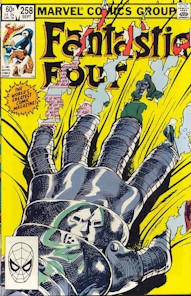 Fantastic Four 258 - for sale - mycomicshop