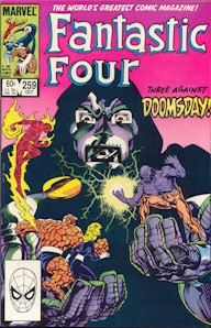 Fantastic Four 259 - for sale - mycomicshop