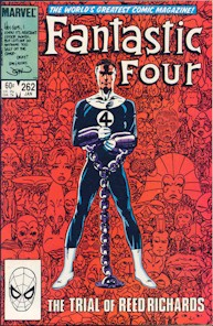 Fantastic Four 262 - for sale - mycomicshop