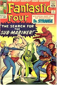 Fantastic Four 27 - for sale - mycomicshop
