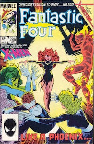 Fantastic Four 286 - for sale - mycomicshop
