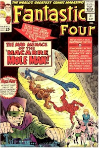 Fantastic Four 31 - for sale - mycomicshop
