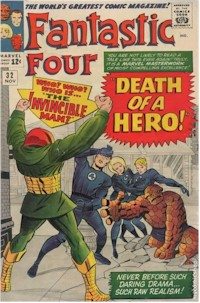Fantastic Four 32 - for sale - mycomicshop