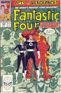 Fantastic Four 334 - for sale - mycomicshop