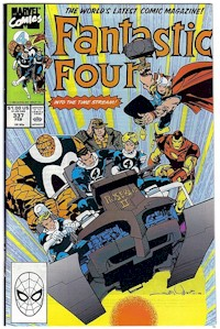 Fantastic Four 337 - for sale - mycomicshop
