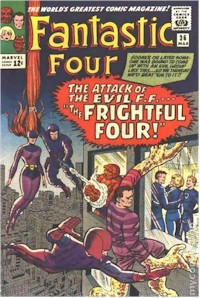 Fantastic Four 36 - for sale - mycomicshop