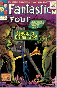 Fantastic Four 37 - for sale - mycomicshop