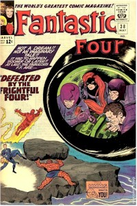 Fantastic Four 38 - for sale - mycomicshop