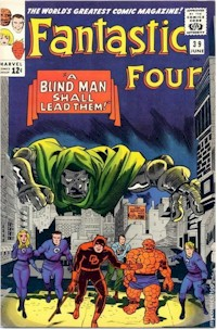 Fantastic Four 39 - for sale - mycomicshop