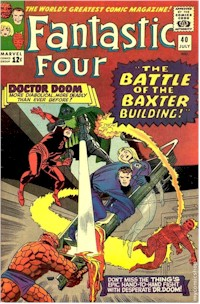 Fantastic Four 40 - for sale - mycomicshop