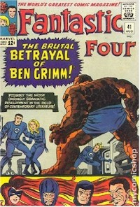 Fantastic Four 41 - for sale - mycomicshop