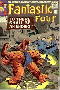Fantastic Four 43 - for sale - mycomicshop