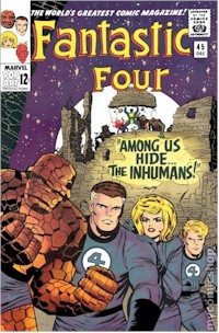 Fantastic Four 45 - for sale - mycomicshop
