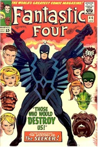 Fantastic Four 46 - for sale - mycomicshop