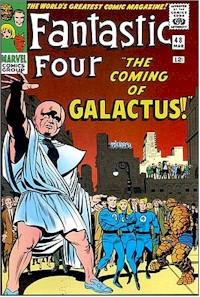 Fantastic Four 48 - for sale - mycomicshop