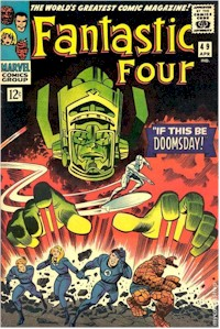 Fantastic Four 49 - for sale - mycomicshop