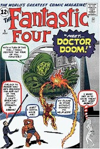 Fantastic Four 5 - for sale - mycomicshop