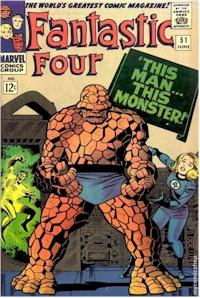 Fantastic Four 51 - for sale - mycomicshop