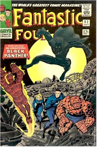 Fantastic Four 52 - for sale - mycomicshop
