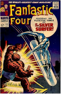 Fantastic Four 55 - for sale - mycomicshop