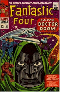 Fantastic Four 57 - for sale - mycomicshop