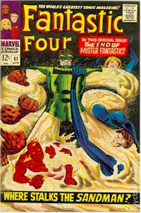 Fantastic Four 61 - for sale - mycomicshop