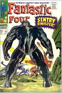 Fantastic Four 64 - for sale - mycomicshop