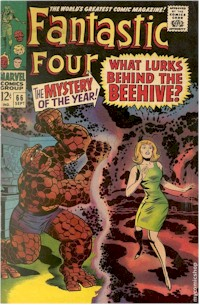 Fantastic Four 66 - for sale - mycomicshop